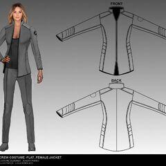 Standardized uniform concept