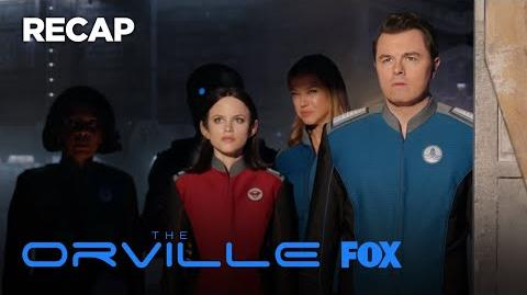 Mission- If Stars Should Appear - Season 1 Ep. 4 - THE ORVILLE