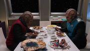 Moclan dinner table