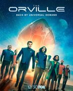 Orville Season 2 poster