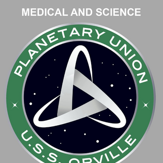Medical and Science logo concept.