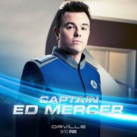 Captain Ed Mercer