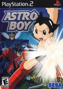 Astro Boy 2004 Cover