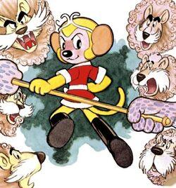 Son-goku the Monkey