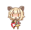 Nikola (Stage Debut version) chibi