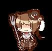 Chocolade chibi