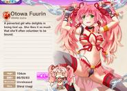Otowa Fuurin Album Entry