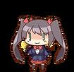 Kiritani Yukina (New Style version) chibi