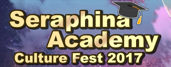 Seraphina Culture Fest 2017 Banner