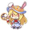 Erwiene (Moon Princess version) Chibi