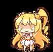 Yellow Ageha Chibi