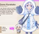 Goma Kurakake