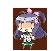 Murakami Aoba chibi