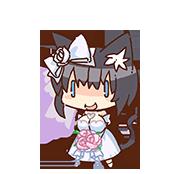Ichigo (Wedding version) Chibi