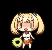 Arisoe Riku Chibi