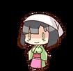 Harutsuge Uguisu chibi