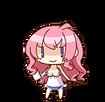 Manaka Mizuki chibi