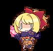 Ellis (Kimono version) Chibi
