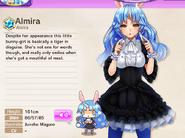 Almira Album Entry