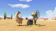 Chicken&Fan