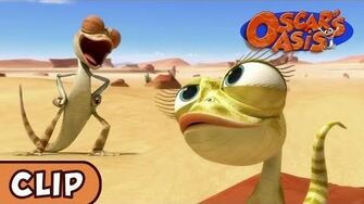 Oscar's Oasis - Mating Dance HQ Funny Cartoons