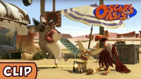 Oscar's Oasis - Godzilla Thriller HQ Funny Cartoons