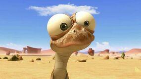 Oscar-face
