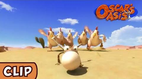 Oscar's Oasis - Day of the Chicken HQ Funny Cartoons