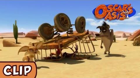 Oscar's Oasis - Busy Day HD Funny Cartoons