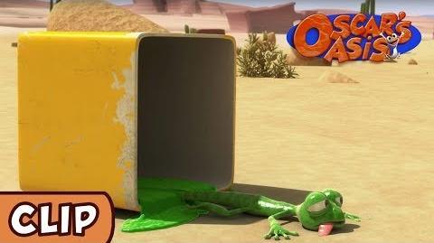 Oscar's Oasis - Green Oscar HQ Funny Cartoons