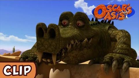 Oscar's Oasis - Momma Croc HQ Funny Cartoons