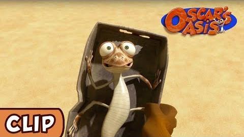 Oscar's Oasis - The Sandwich Scam HQ Funny Cartoons