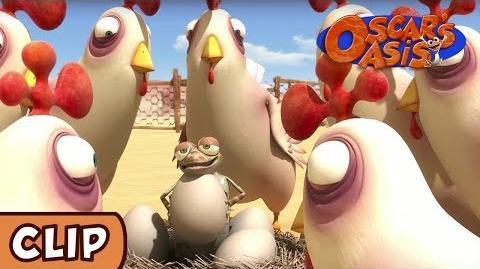 Oscar's Oasis - He's Got Rhythm HQ Funny Cartoons