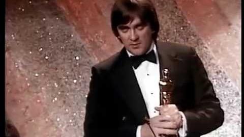 The Empire Strikes Back Receives a Special Award 1981 Oscars