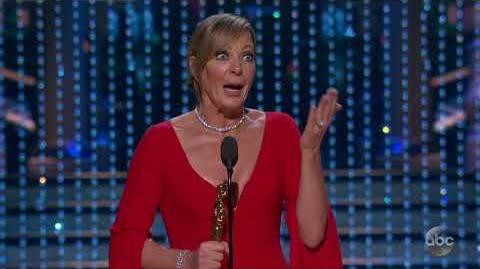 Allison Janney's Oscar 2018 Acceptance Speech for Best Actress in a Supporting Role