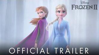 Frozen 2 Official Trailer
