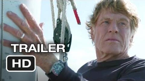 All Is Lost Official Trailer 1 (2013) - Robert Redford Movie HD