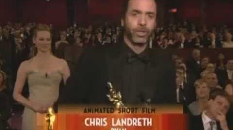 Short Film Winners 2005 Oscars
