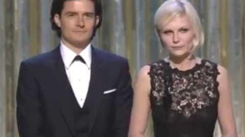 The Aviator Wins Film Editing 2005 Oscars