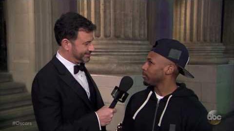 Jimmy Kimmel Oscars Commercial Brooklyn