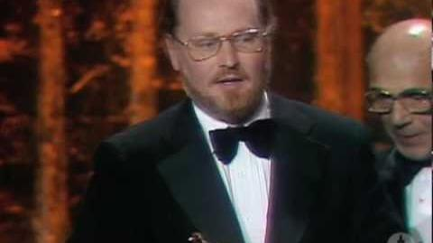 Star Wars Wins Original Score 1978 Oscars