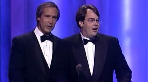 The Abyss Wins Visual Effects 1990 Oscars