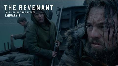 The Revenant Official Trailer HD 20th Century FOX