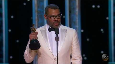 Watch Jordan Peele's Oscar 2018 Acceptance Speech for Best Original Screenplay