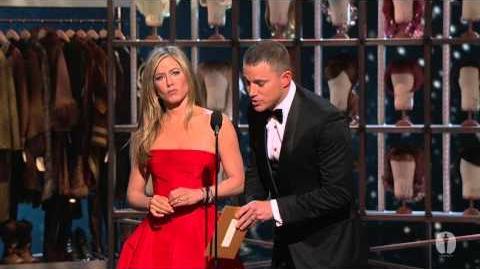 """Anna Karenina"" winning the Oscar® for Costume Design"