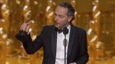 """The Revenant"" winning Best Cinematography"