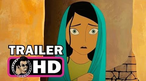 THE BREADWINNER Official Trailer (2017) Angelina Jolie Animated Drama Movie HD