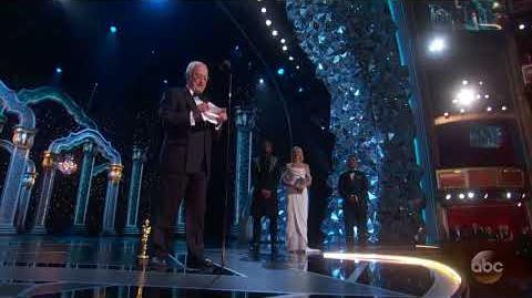 Watch James Ivory's Oscar 2018 Acceptance Speech for Writing (Adapted Screenplay)