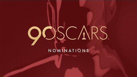 Oscars 2018 Nominations Announcement