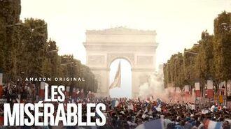 LES MISÉRABLES - Official Trailer Amazon Studios